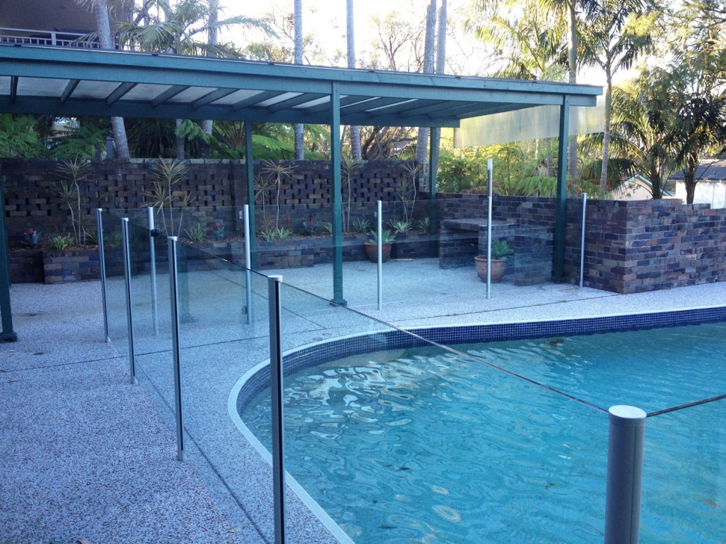 Semi Frameless Glass Pool Fencing Word Of Mouth Fencing