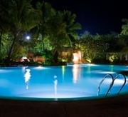 Pool Safety tips - pool lights